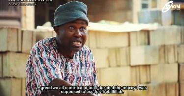 IBERE ATI OPIN - Latest Yoruba Movie 2021 Drama