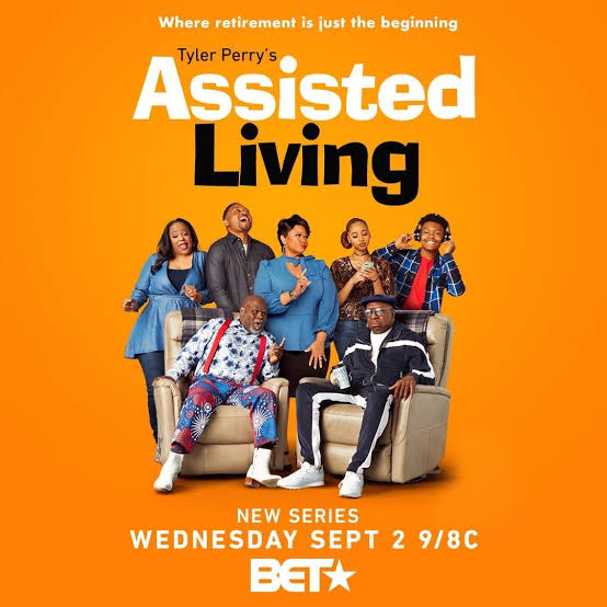 Tv Series: Tyler Perrys Assisted Living Season 2 Episode 1 – 8