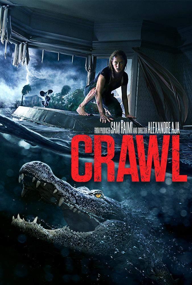 DOWNLOAD: Crawl (2019) Full Movie MP4 HD