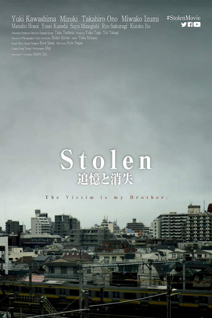 Download Stolen (2020) Japanese Full Movie MP4 HD