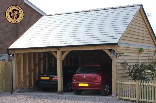 Wooden Garages Amp Outbuildings In Norfolk Norfolk Cart Lodges