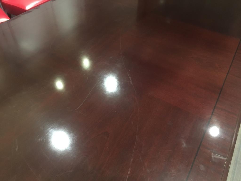 boardroom table repair