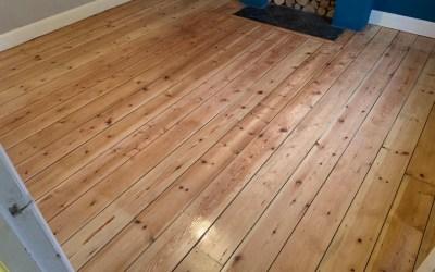 Stoke ferry floor sanding