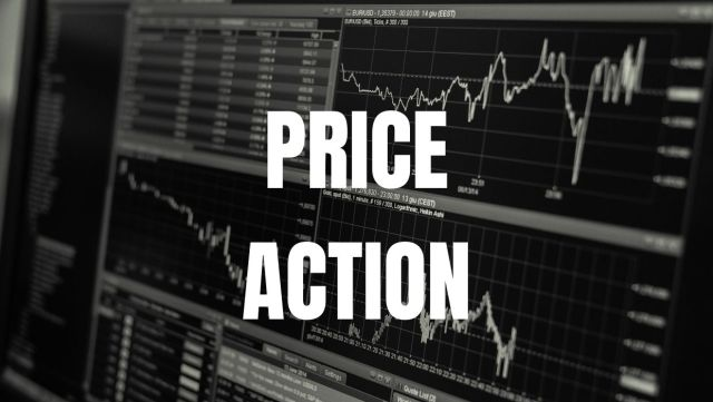 Price action trading with how long does it take to become profitable Forex trader