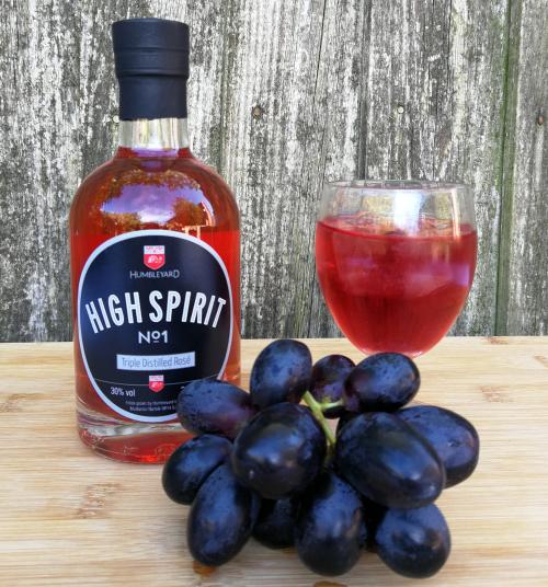 Humbleyard High Spirit No1 Triple Distilled Rose 25cl