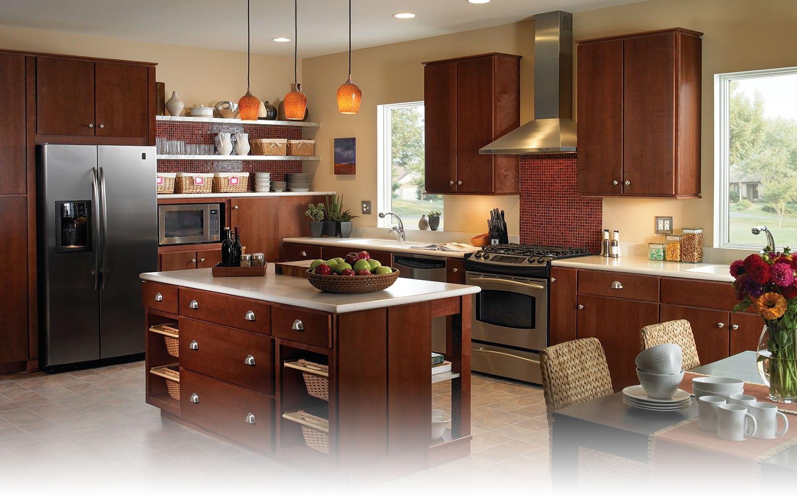 Kitchen Cabinets and Kitchen Remodeling  Norfolk Kitchen  Bath