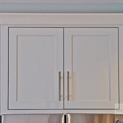 Kitchen Cabinets Crown Molding Shelving For Pantry 1910 Beach Cottage Renovation From Scituate