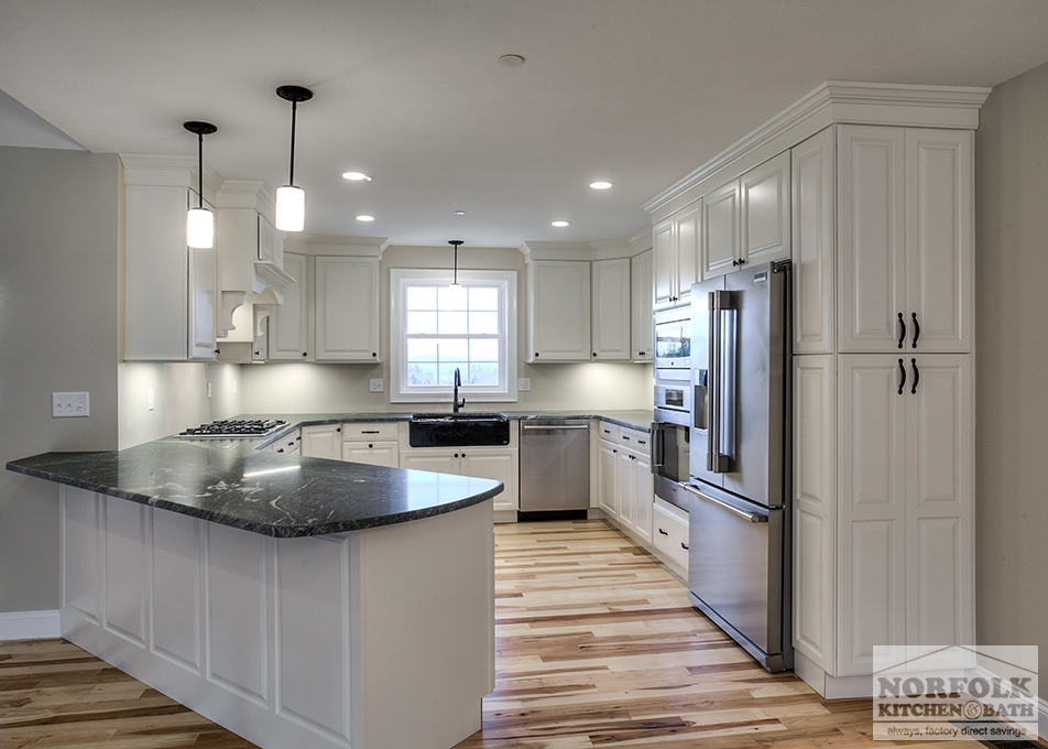 New Kitchen Design in Gilford NH