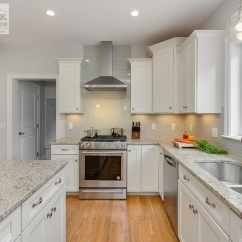 Shaker Style Kitchen Cabinet Hardware Space Saver Table And Chairs Echelon Linen With Custom Features - Norfolk ...