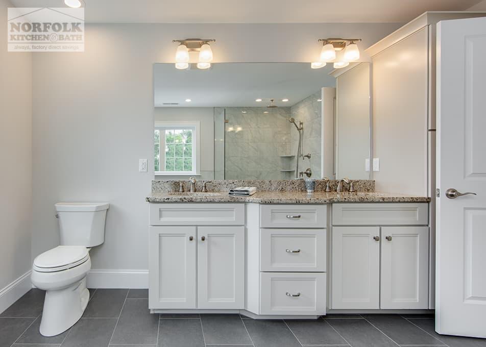 Echelon Linen Bathrooms  Norfolk Kitchen  Bath