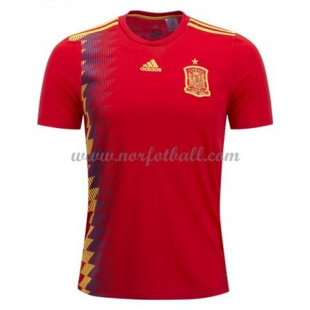 9465fb73 billige Andres Iniesta drakt Spania, VM 2018 fotballdrakter på ...
