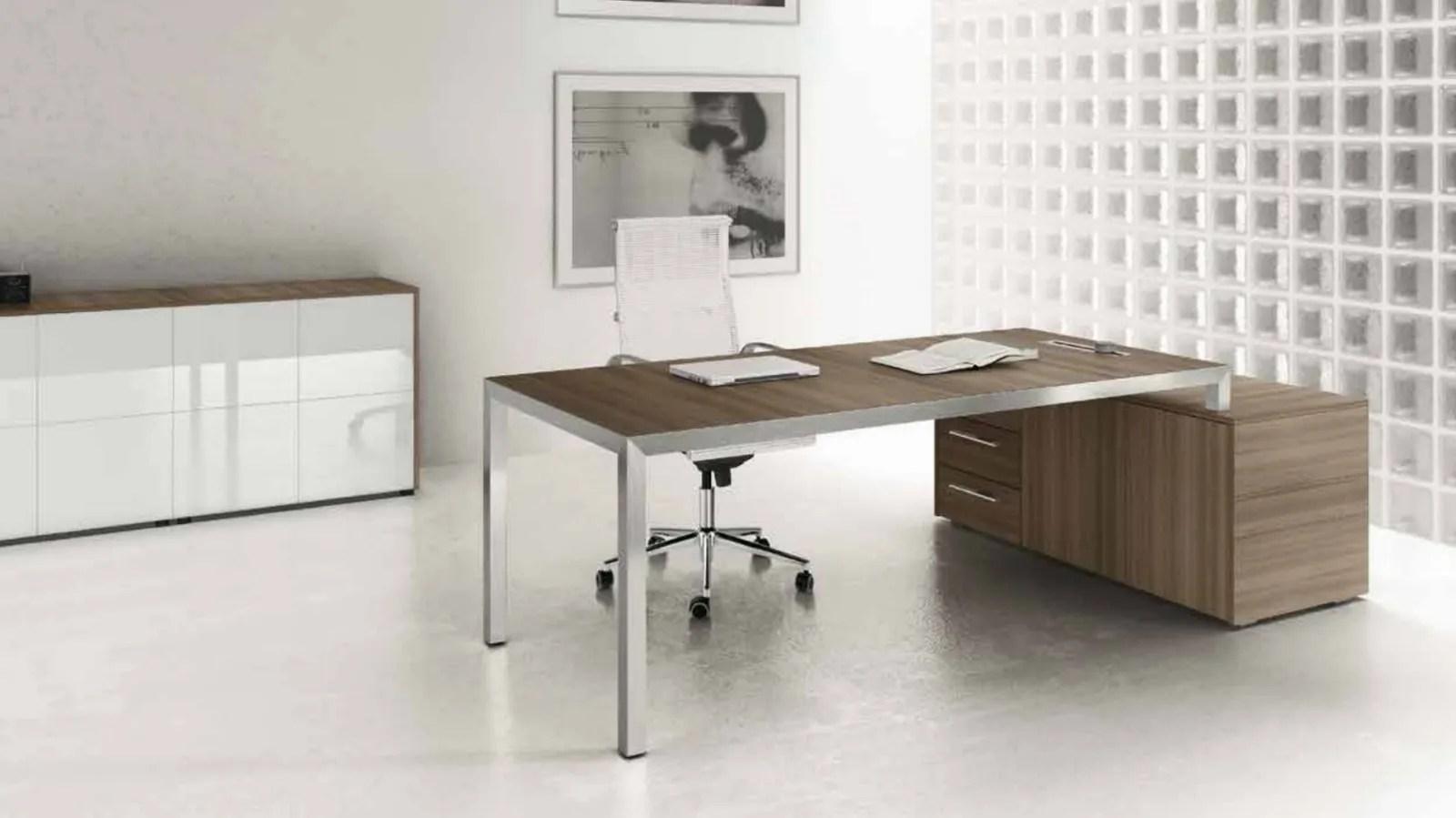 La vendita di beni mobili pervenuti per cose vecchie. Scrivania Operativa Over Melaminico Di Colombini Office