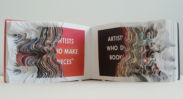 Book Art from Ambe