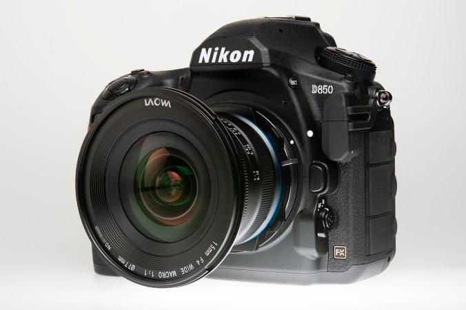 Laowa 15mm f4 Wide Macro on D850