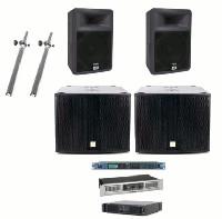 BigPAck Lautsprecher Set