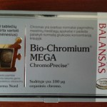 chromo papildai