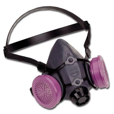 Face Shield Respirator Combo