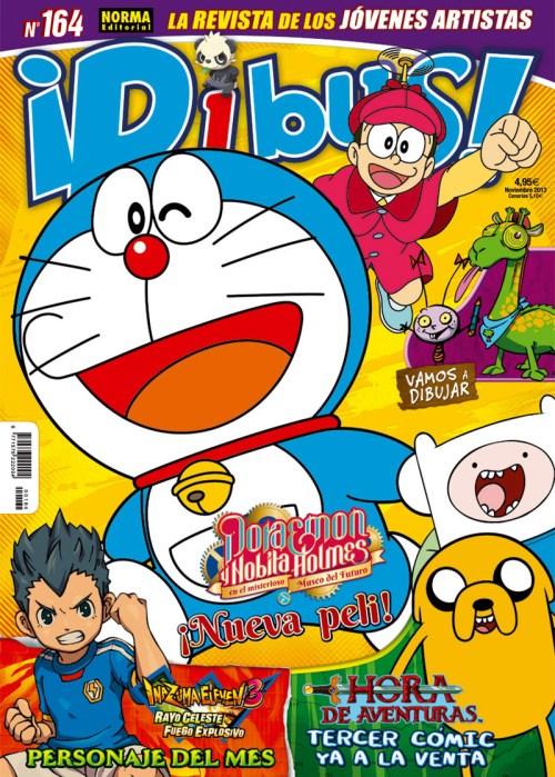 Revista ¡Dibus!