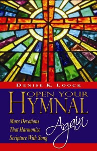 Open Your Hymnal Again
