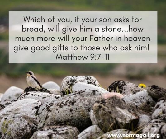 A Memorable Gift scripture