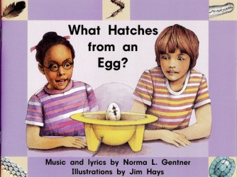 What Hatches from an Egg?