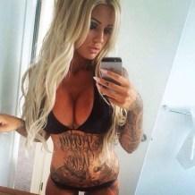 tattoo girl porn