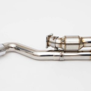 911 Turbo 930 Sport Cat and Muffler Bypass Exhaust System (1976-1989)