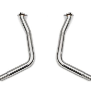 Porsche 986 Boxster Secondary Cat Bypass Pipes (2000-2004)