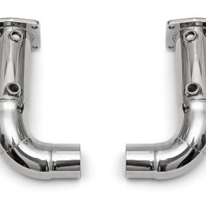 Porsche 997.2 Turbo / Turbo S Cat Bypass Pipes (2010-2012)