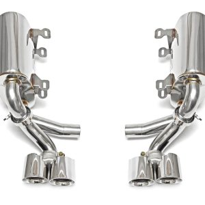 Porsche 997 Carrera Maxflo Performance Exhaust System (2005-2008)