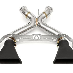 McLaren 650S Supersport X-Pipe Exhaust System