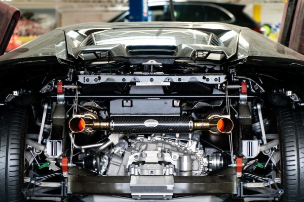 Lamborghini Huracan Performante Lightweight Supersport H-Pipe Exhaust System