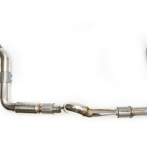 Porsche 718 Boxster/Cayman Supercup Turboback Exhaust System
