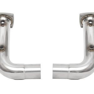 Porsche 991.2 Carrera Cat Bypass Pipes (for Base) (2017-2019)