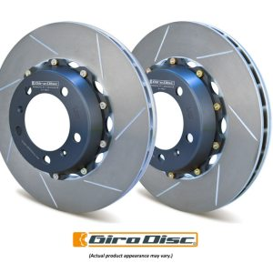 Porsche 987 Boxster / Cayman S GiroDisc Upgraded Brake Rotors