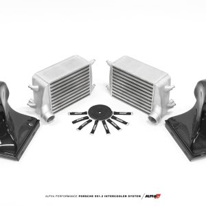 Porsche 991.2 Carrera AMS Alpha Performance Intercooler System