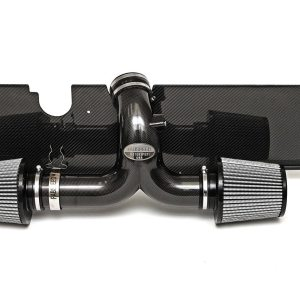Porsche 997 Carrera Carbon Fiber Competition Air Intake System (2005-2008)