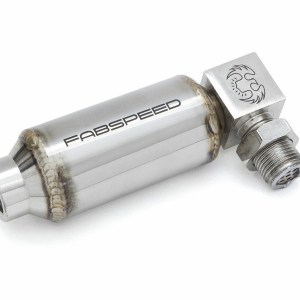 Universal O2 Spacer with Catalytic Converter - Single