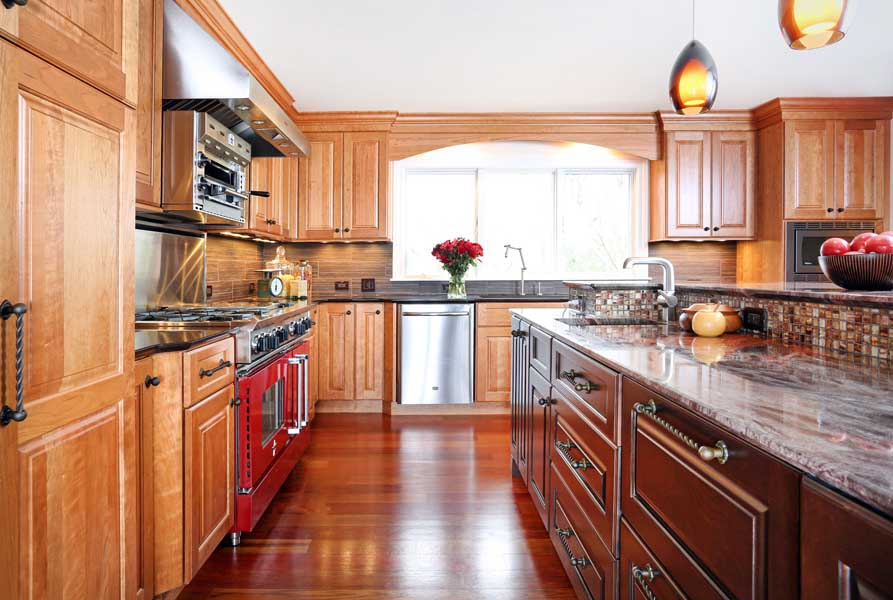 Trout Valley Kitchen Remodel  Normandy Remodeling