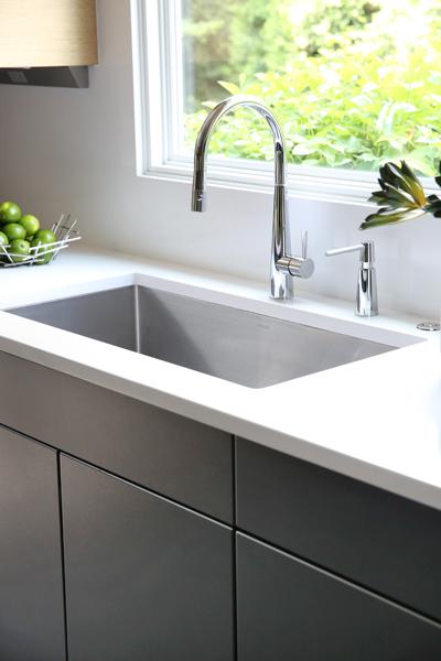 why select a single bowl kitchen sink