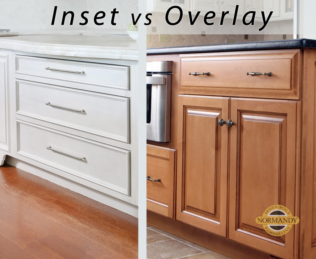 Kitchen Remodel Decisions Overlay vs Inset Cabinetry