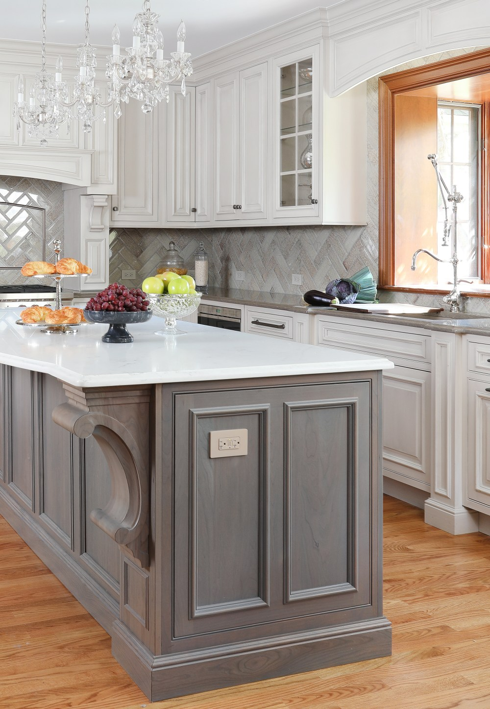 medium resolution of the buzz on kitchen island electrical outlets