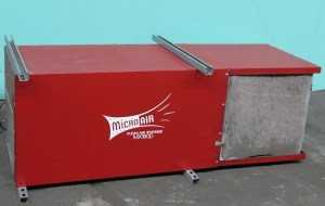 Micro Air 1400-1800 CFM Fume/Dust Collector System