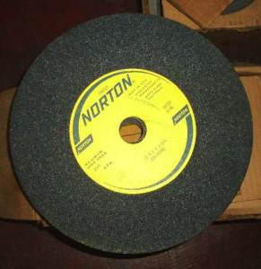 "Norton 5"" x 1/2"" x 1 1/4"" Grinding Wheel, 32A46-K5VB"