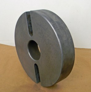 """American 10"""" Face Plate For Lathe"""