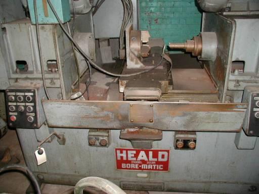 Heald Bore-Matic Double End Boring Machine, 322A