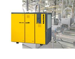Kaeser Rotary Screw Air Compressors