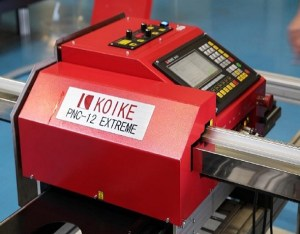 Koike Aronson Extreme Portable CNC Cutting Machine, PNC-12