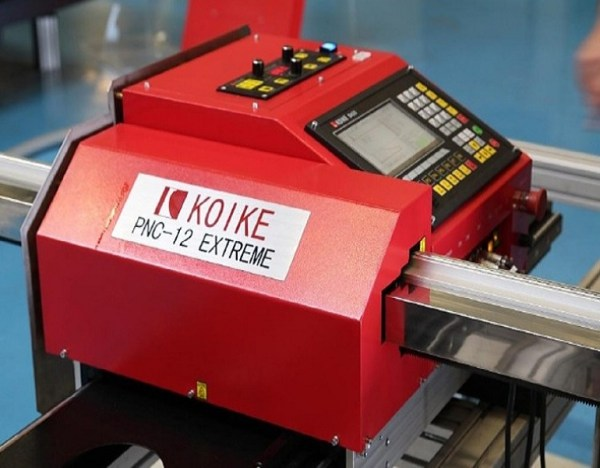 Koike Aronson Extreme Portable CNC Cutting Machine, PNC-12