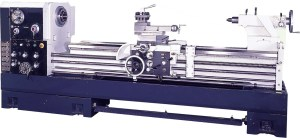 "Willis 22"" x 80"" Geared Head Precision Lathe, SK-2280"